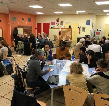 Atelier «Une ville citoyenne, solidaire, en transition»